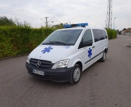 Mercedes Vito 136 CV - 2014