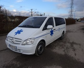 MERCEDES VITO LONG 2015