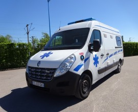 Renault Master L2H2 2012 Euro Machines