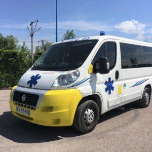 Fiat Ducato ambulance
