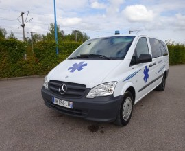 MERCEDES VITO LONG 2014