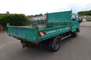 Camion-benne MITSUBISHI NHP 4 BENNE 6 PLACES 2007 complet