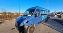 Minibus combi RENAULT MASTER TPMR L3H2