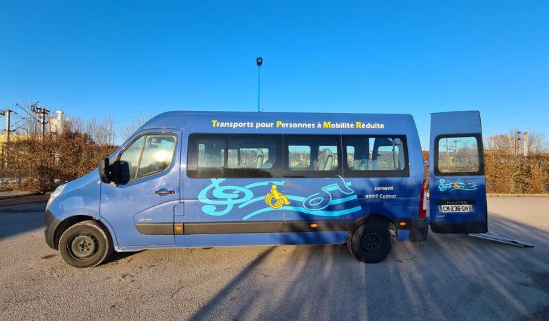 Minibus combi RENAULT MASTER TPMR L3H2 complet