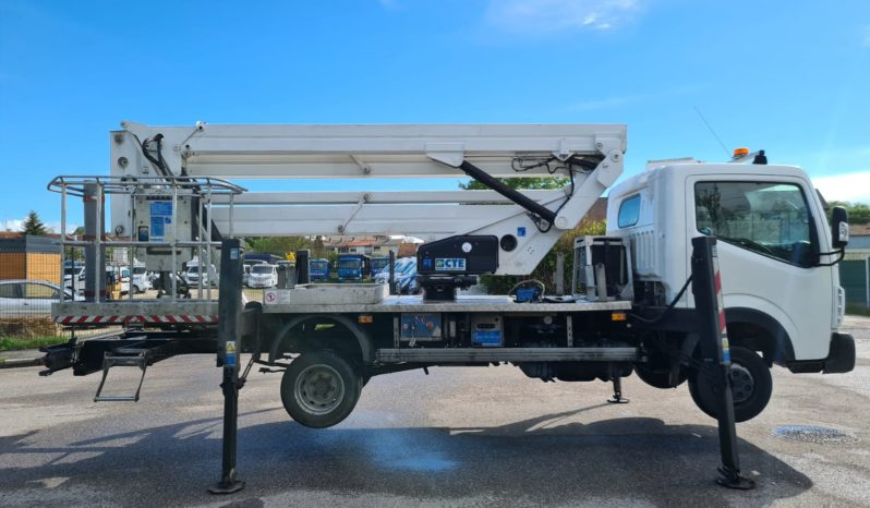 RENAULT MAXITY 120 CV ZED 23 M 2016 complet